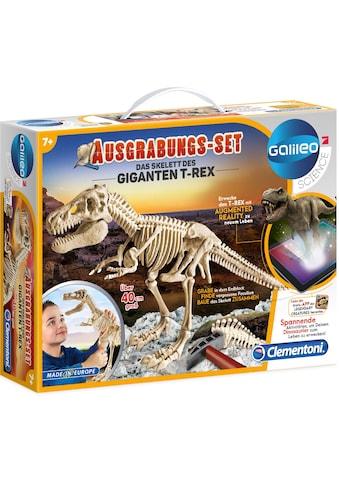 "Clementoni® Experimentierkasten ""Galileo T - Rex"" kaufen"