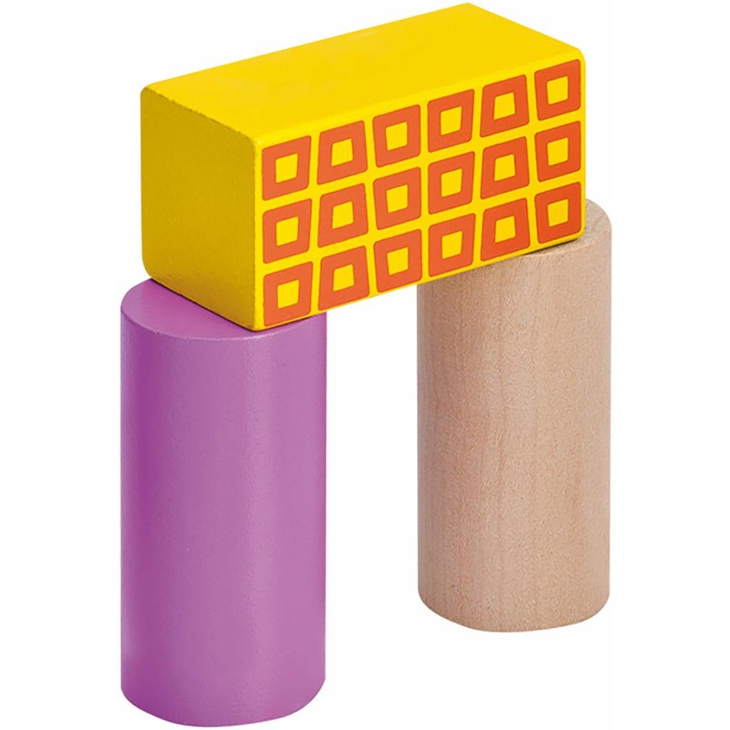 Eichhorn Spielbausteine »Holzbausteine«, (50 St.)
