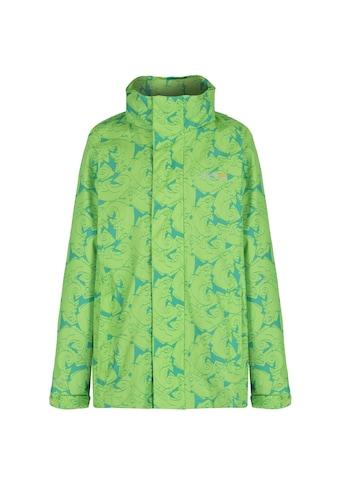 Regatta Outdoorjacke »Great Outdoors Kinder Overchill Jacke mit Muster« kaufen