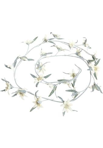 Botanic-Haus Kunstblume »Edelweißgirlande« kaufen