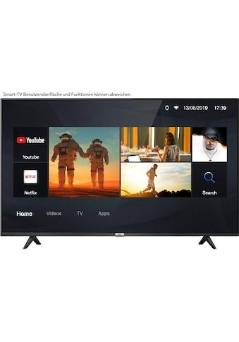 TCL 65P611 LED - Fernseher (164 cm / (65 Zoll), 4K Ultra HD, Smart - TV kaufen