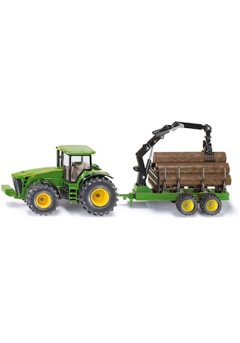 "Siku Spielzeug - Traktor ""SIKU Farmer, John Deere 8430 mit Forstanhänger"" kaufen"