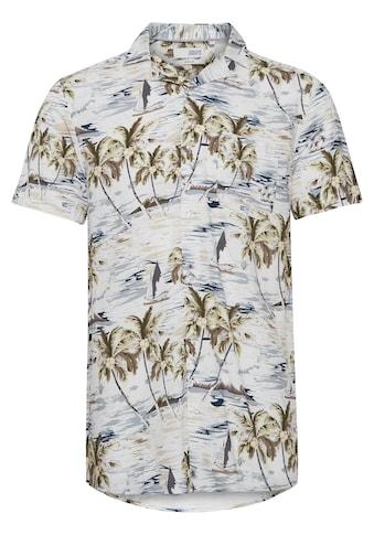 Solid Hawaiihemd »Ragnar«, Kurzarm Hemd mit Print kaufen