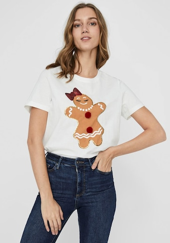 Vero Moda T - Shirt »VMXMAS OLLY« kaufen