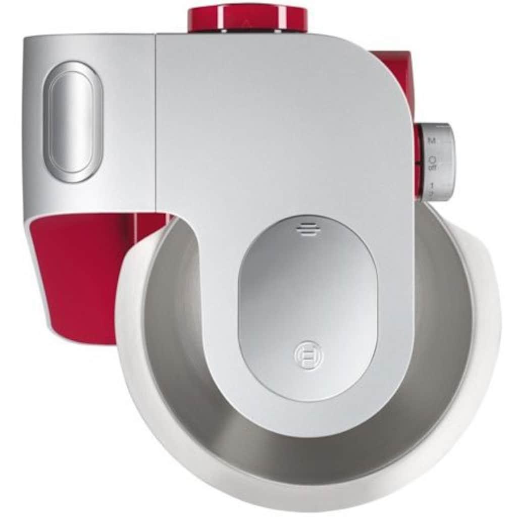 BOSCH Küchenmaschine »Styline MUM56740«, mit Edelstahl-Schüssel, automatischer Kabeleinzug, zusätzliches Zubehör im Wert von 111,97€