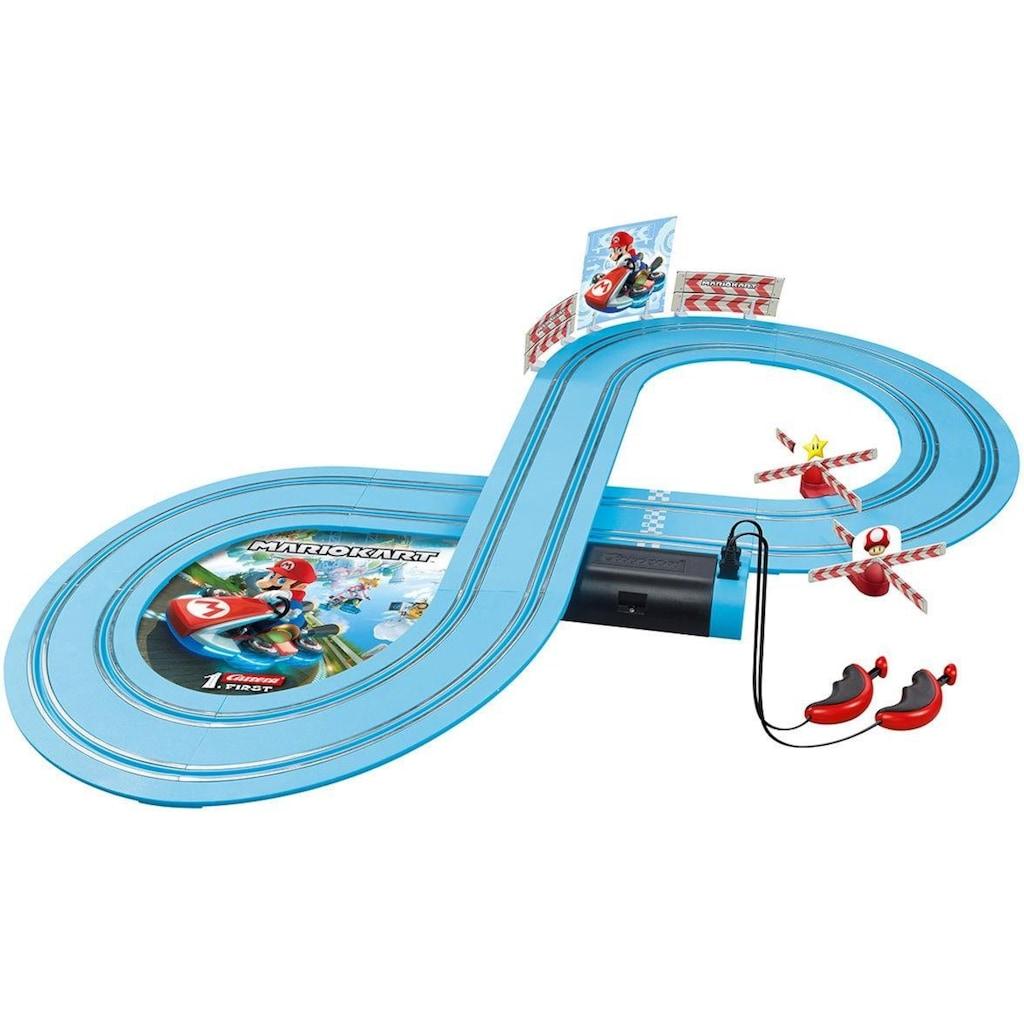 Carrera® Autorennbahn »Carrera® First - Mario Kart™«, (Set)