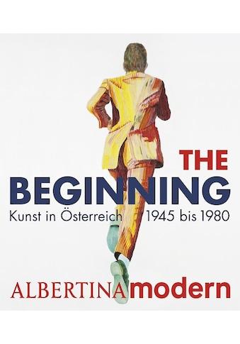 Buch »The Beginning / Klaus Albrecht Schröder« kaufen