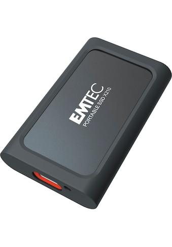 EMTEC externe SSD »X210 Elite Portable SSD 512GB« kaufen