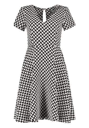 Nicowa Kleid NINIWA mit stilvollem Allover-Design kaufen