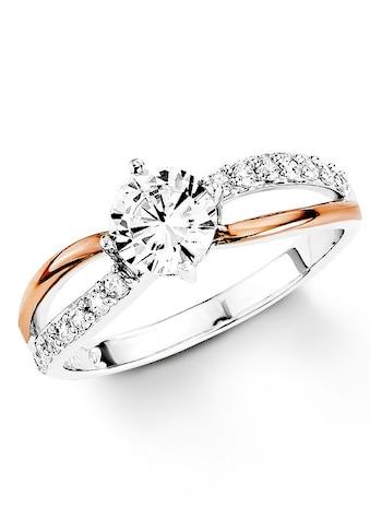 Amor Silberring, mit Zirkonia kaufen