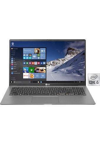 LG 15Z90N - V.AR55G Notebook (39,6 cm / 15,6 Zoll, Intel,Core i5, 512 GB SSD) kaufen