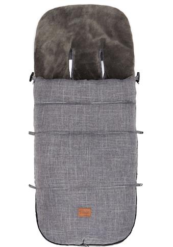 Fillikid Fußsack »Kinley Winterfußsack, melange hellgrau« kaufen