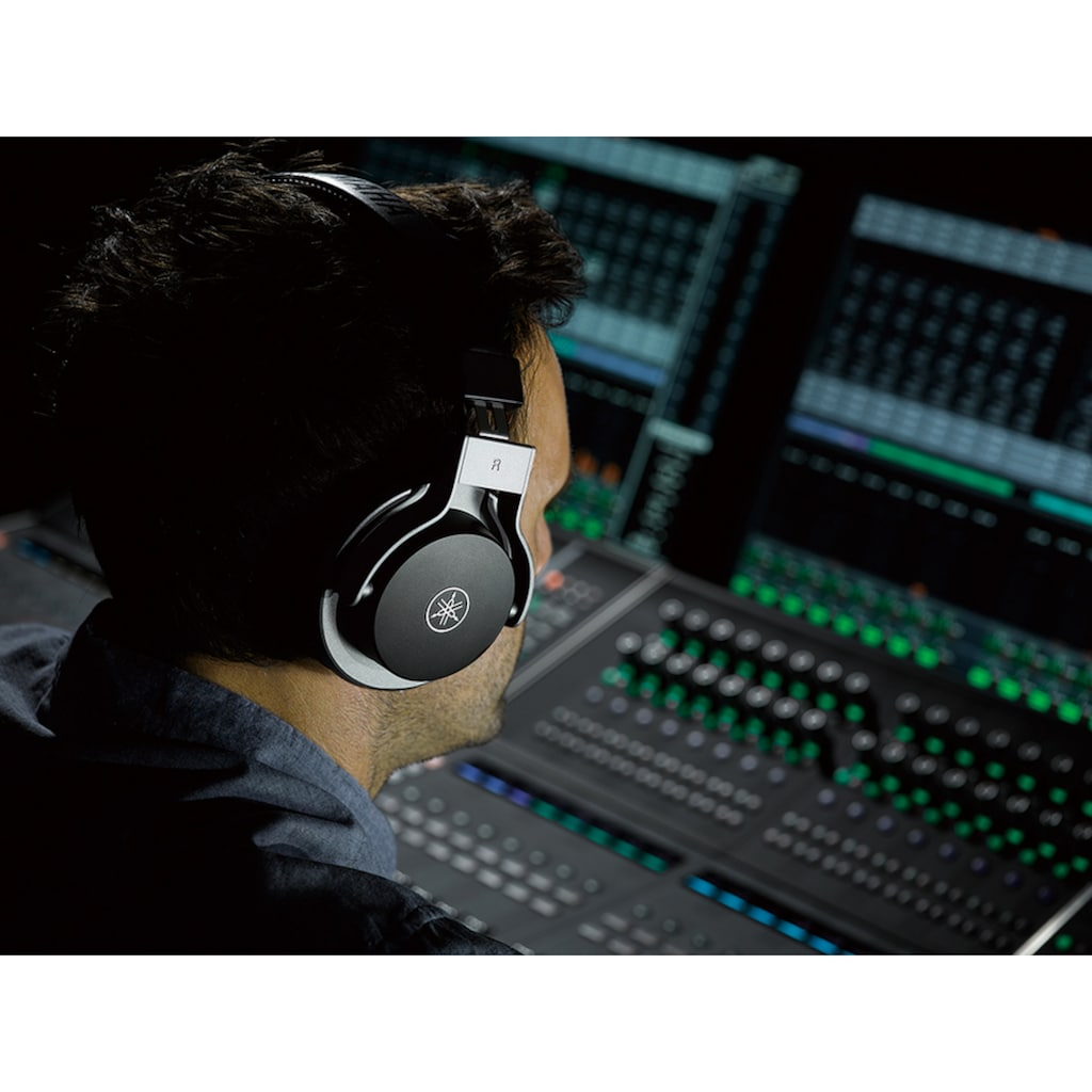 Yamaha DJ-Kopfhörer »HPH-MT7«
