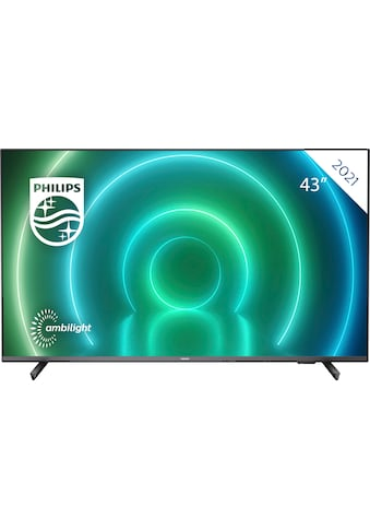 """Philips LED-Fernseher »43PUS7906/12«, 108 cm/43 """", 4K Ultra HD, Android TV-Smart-TV kaufen"""