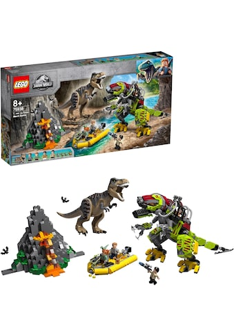 "LEGO® Konstruktionsspielsteine ""T. rex vs. Dino - Mech (75938), LEGO® Jurassic World™"", Kunststoff, (716 - tlg.) kaufen"