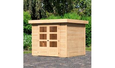 WOODFeeling Gartenhaus »Askola 3« kaufen