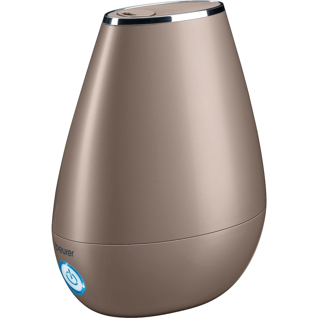 BEURER Luftbefeuchter »LB 37«, 2 l Wassertank, Mit Ultraschall-Befeuchtungstechnologie