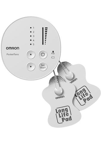 Omron TENS-Gerät »PocketTens«, ein leistungsstarkes, tragbares TENS-Gerät, das in die... kaufen