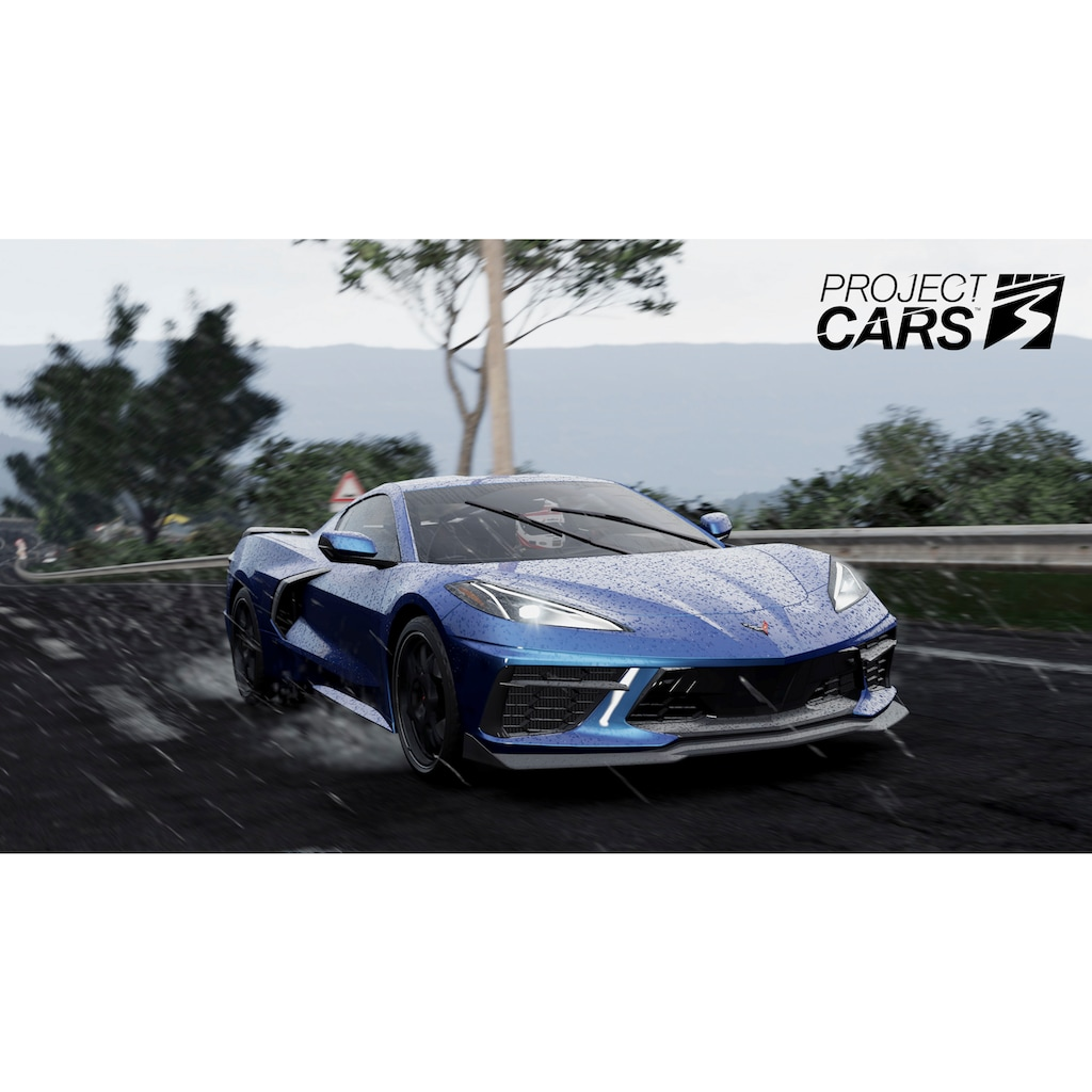 Project Cars 3 PlayStation 4