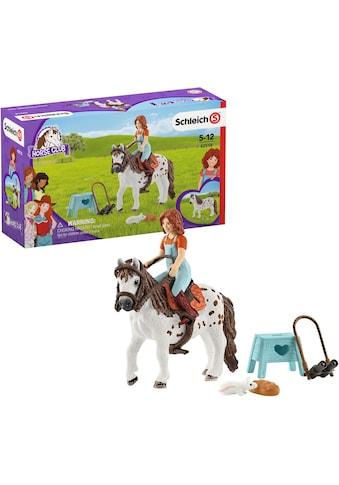 """Schleich® Spielfigur """"Horse Club Mia & Spotty (42518)"""" kaufen"""