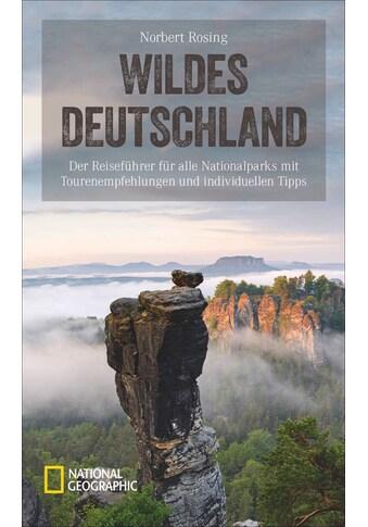 Buch »National Geographic Reiseführer Deutschland Nationalparks: Ein Reiseführer zu... kaufen