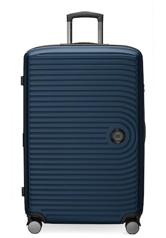 Hauptstadtkoffer Hartschalen-Trolley »Mitte, dunkelblau, 77 cm«, 4 Rollen kaufen