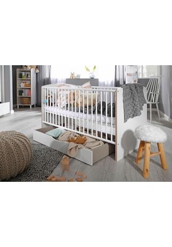 rauch ORANGE Babybett »Macau«, mit Schlupfsprossen kaufen