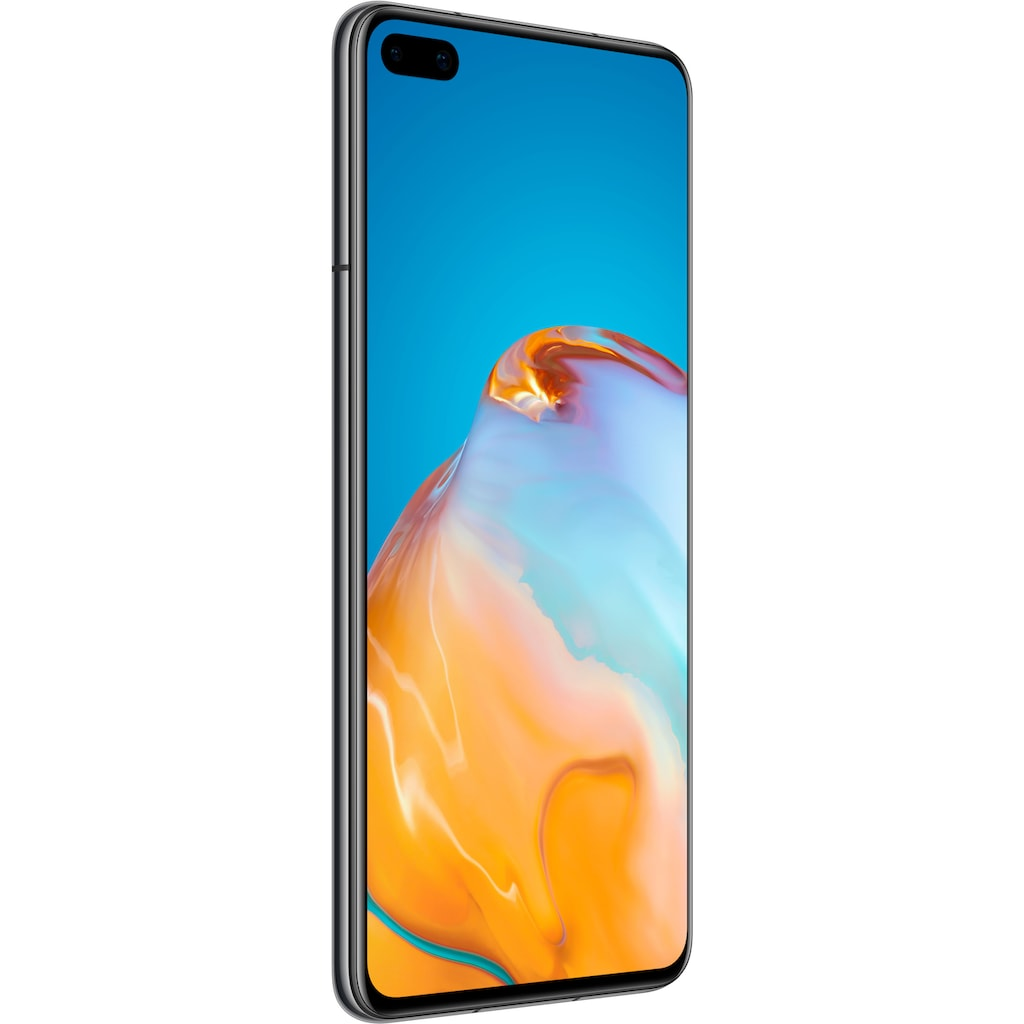 """Huawei Smartphone »P40«, (15,5 cm/6,1 """", 128 GB Speicherplatz, 50 MP Kamera), 24 Monate Herstellergarantie"""