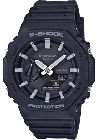 CASIO G-SHOCK Chronograph »GA-2100-1AER« kaufen
