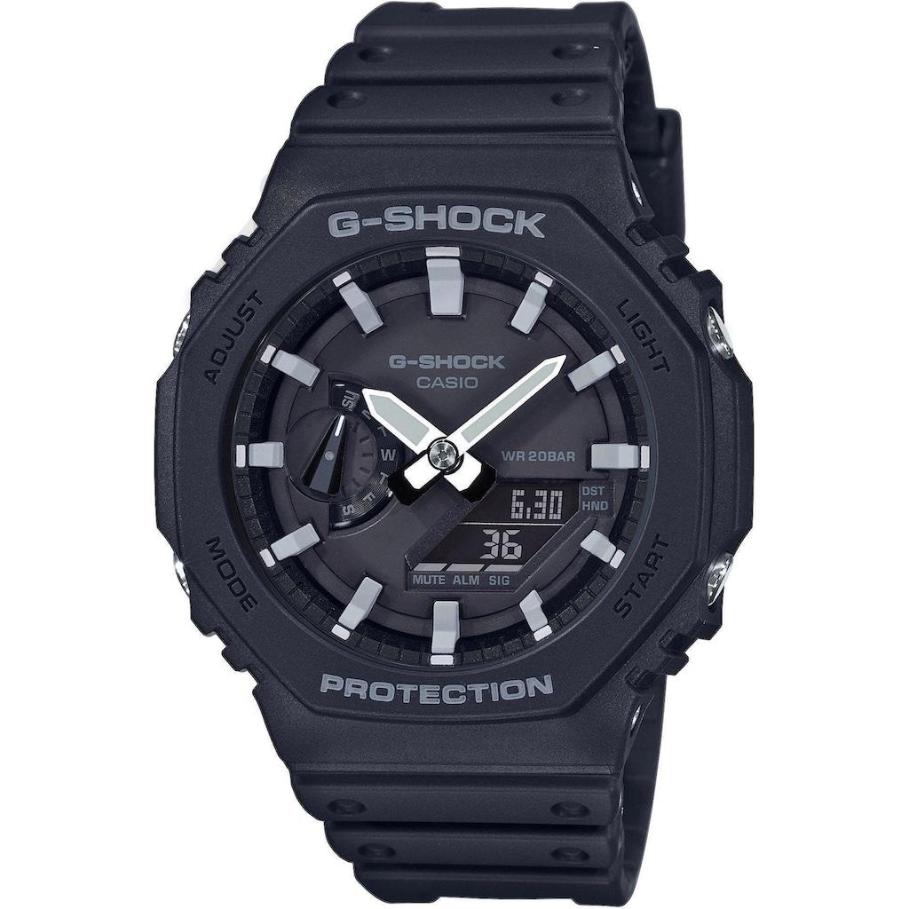 CASIO G-SHOCK Chronograph »GA-2100-1AER«