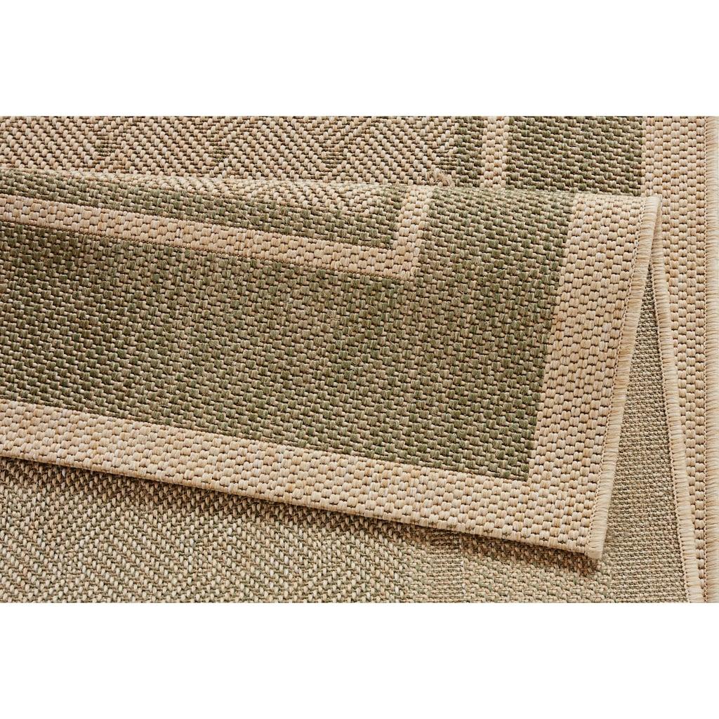 HANSE Home Teppich »Classy«, rechteckig, 8 mm Höhe, Flachgewebe, Sisal Optik, Wohnzimmer