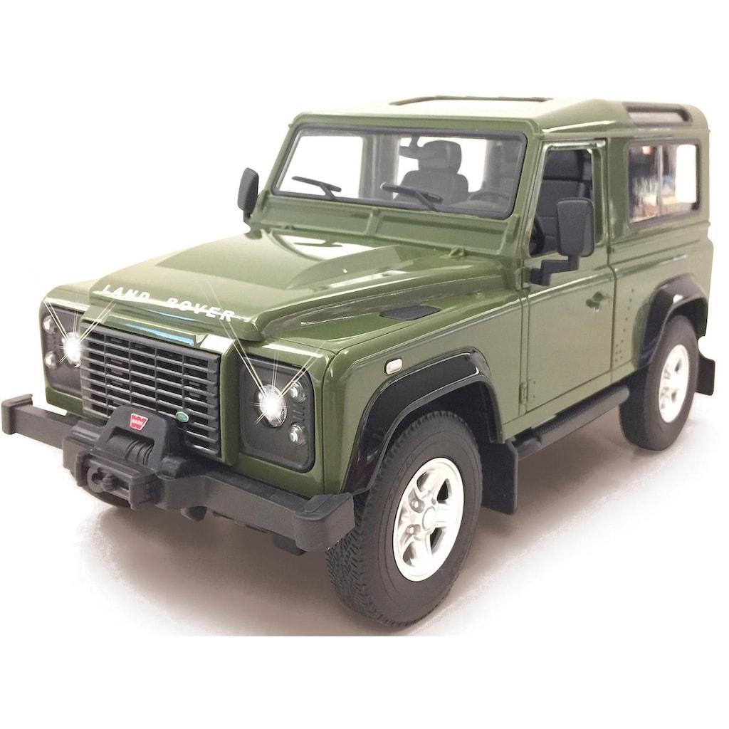 Jamara RC-Auto »Land Rover Defender«, mit LED-Fahrlicht
