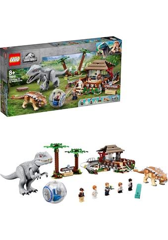 LEGO® Konstruktionsspielsteine »Indominus Rex vs. Ankylosaurus (75941), LEGO®... kaufen