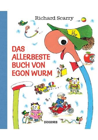 Buch »Das allerbeste Buch von Egon Wurm / Richard Scarry, Kati Hertzsch« kaufen