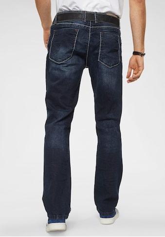CAMP DAVID Straight-Jeans »NI:CO:R611« kaufen