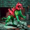 Mattel® Actionfigur »Masters of the Universe, Origins Battle Cat«