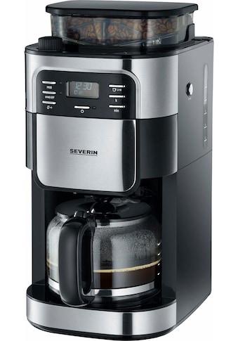 Severin Kaffeemaschine mit Mahlwerk KA 4810, Permanentfilter 1x4 kaufen