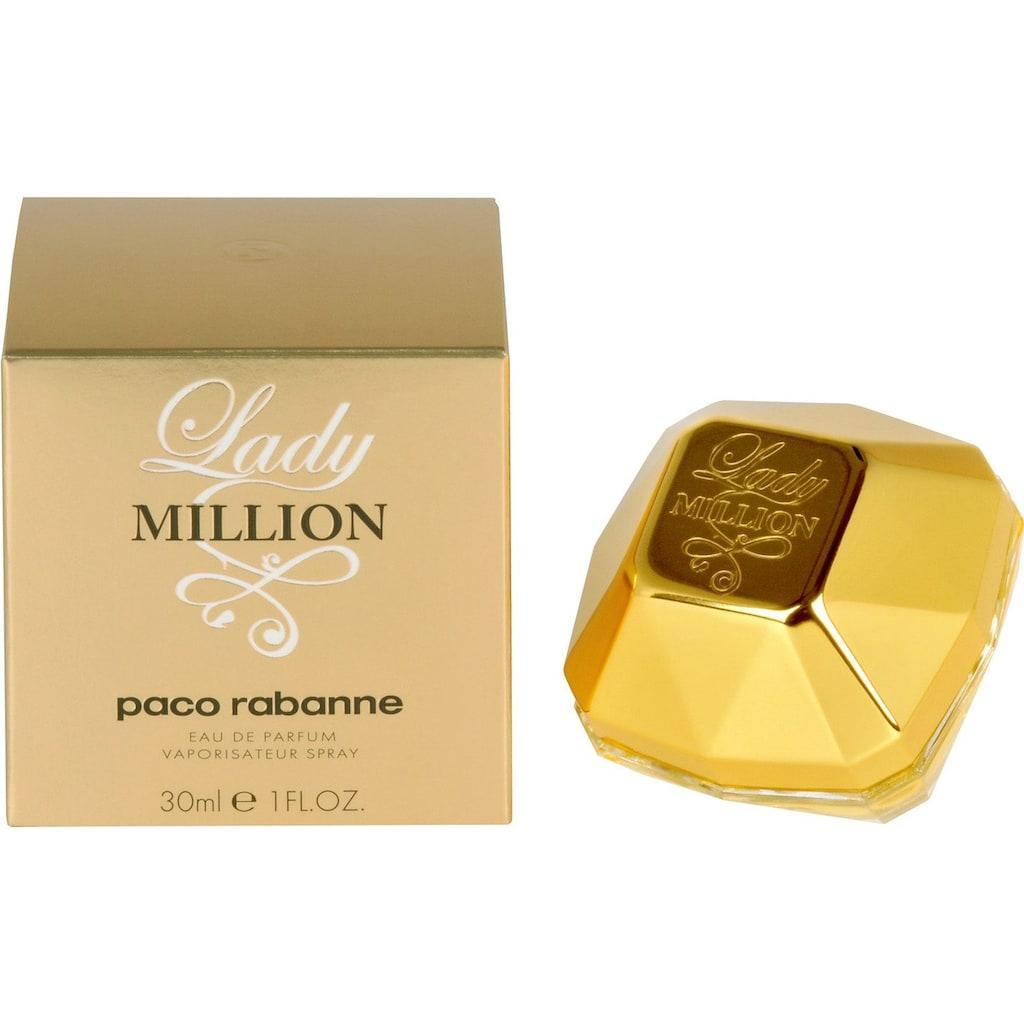 paco rabanne Eau de Parfum »Lady Million«