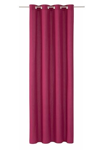 Vorhang, »DOVE«, TOM TAILOR, Ösen 1 Stück kaufen