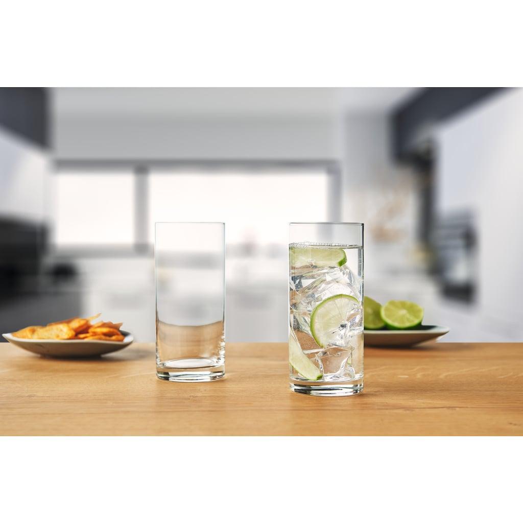 LEONARDO Longdrinkglas »Limited«, (Set, 6 tlg.), 350 ml, spülmaschinengeeignet, 6-teilig