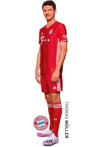 Wall-Art Wandtattoo »FCB Thomas Müller« kaufen
