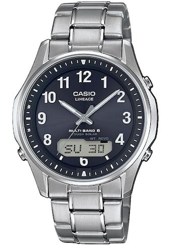 Casio Funk Funkchronograph »LCW - M100TSE - 1A2ER« kaufen