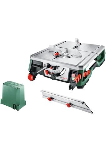 BOSCH Tischkreissäge »AdvancedTableCut 52«, BxTxH: 44x64x25 cm kaufen
