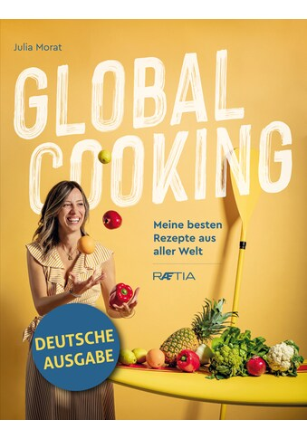 Buch »Global Cooking / Julia Morat« kaufen
