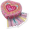 Sticky Mosaics Kreativset »Schmuckkästchen Herz«