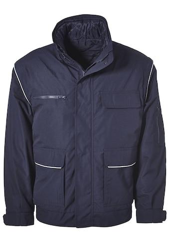 Pionier ® workwear Wetterschutz-Blouson Herren mit Reflexbiese kaufen