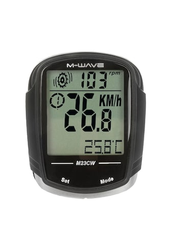 M - WAVE Fahrradcomputer »M23CW« kaufen