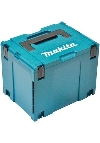 Makita Werkzeugkoffer »MAKPAC Gr. 4 821552-6«, unbefüllt, BxHxT: 29,5x32x39,5 cm kaufen