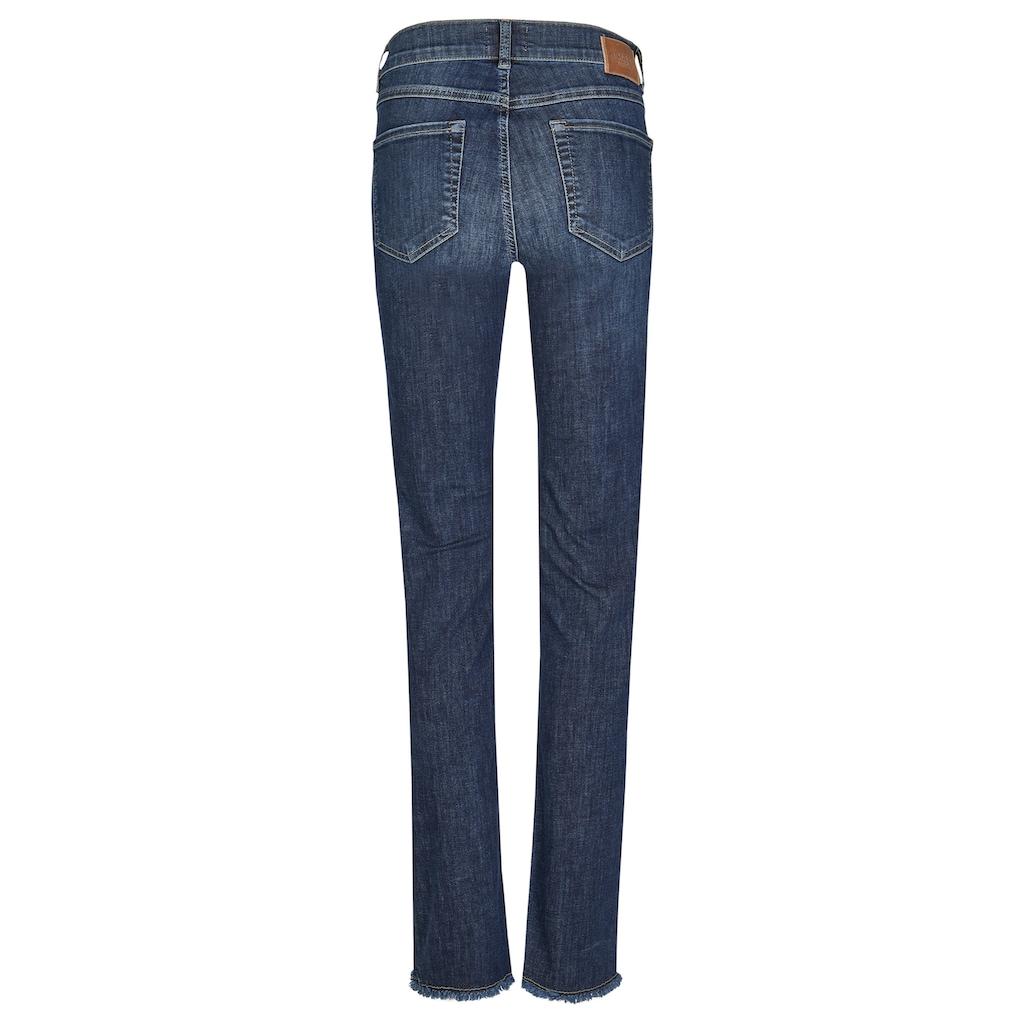 ANGELS Destroyed-Jeans, mit Glitzersteinen