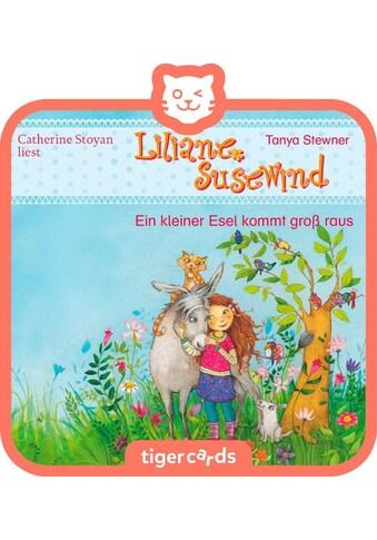 tigerbox Hörspiel, »Liliane Susewind  -  Ein kleiner Esel kommt groß raus« kaufen